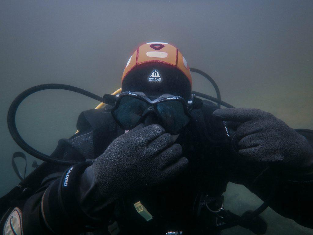 Valsalva-manoevre duiken